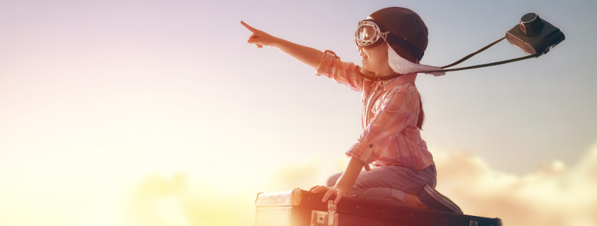 Dreams of travel